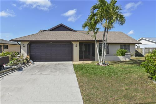 Photo of 333 SW Whitmore Drive, Port Saint Lucie, FL 34984 (MLS # RX-10615366)