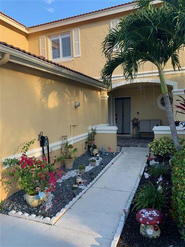 Photo of 1623 Cetona Drive, Boynton Beach, FL 33436 (MLS # RX-10646366)
