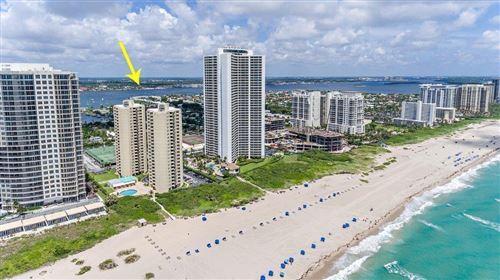 Photo of 2800 N Ocean Drive #A-12b, Riviera Beach, FL 33404 (MLS # RX-10715366)