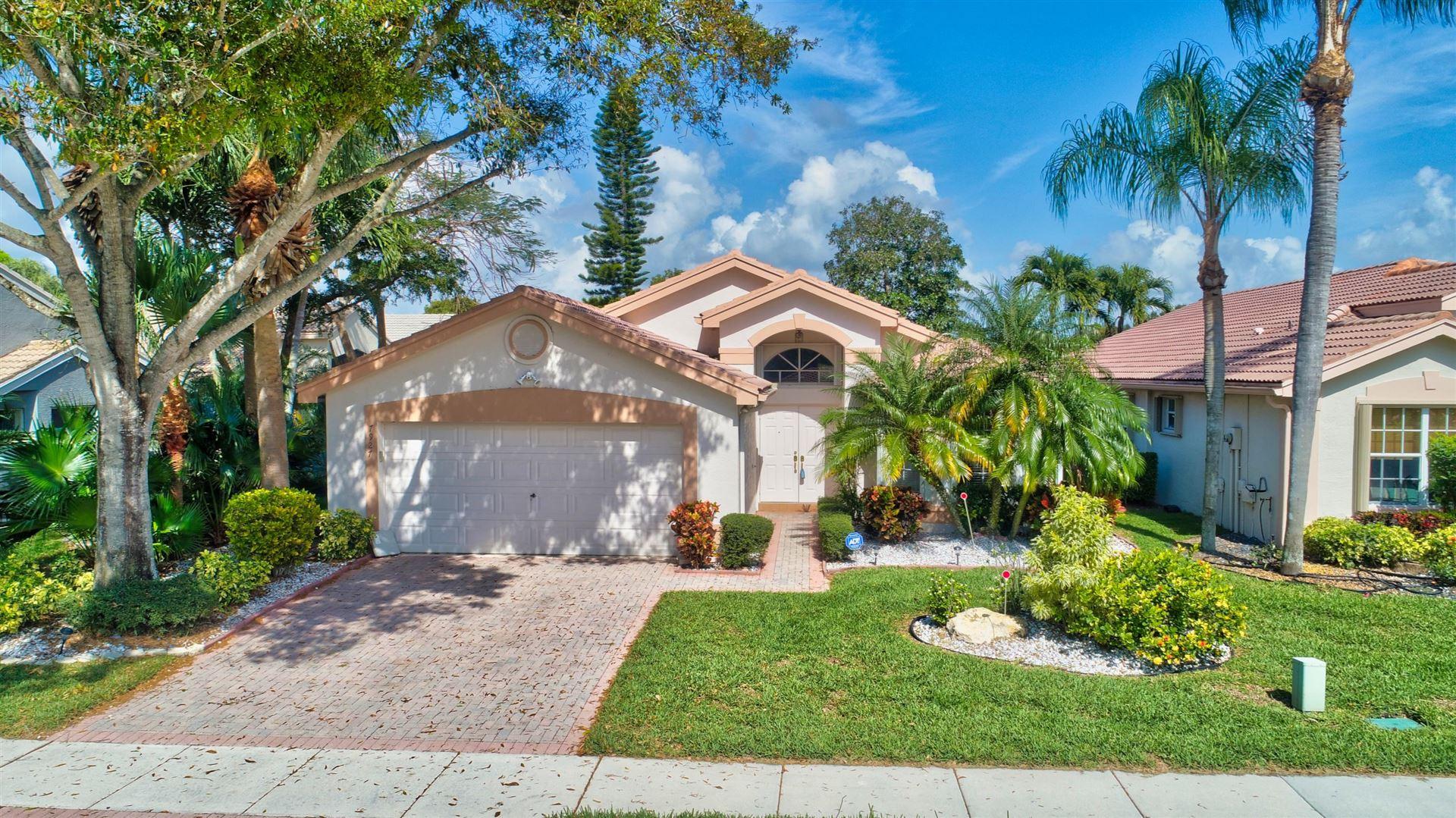 7927 Samara Street, Boynton Beach, FL 33437 - #: RX-10631366