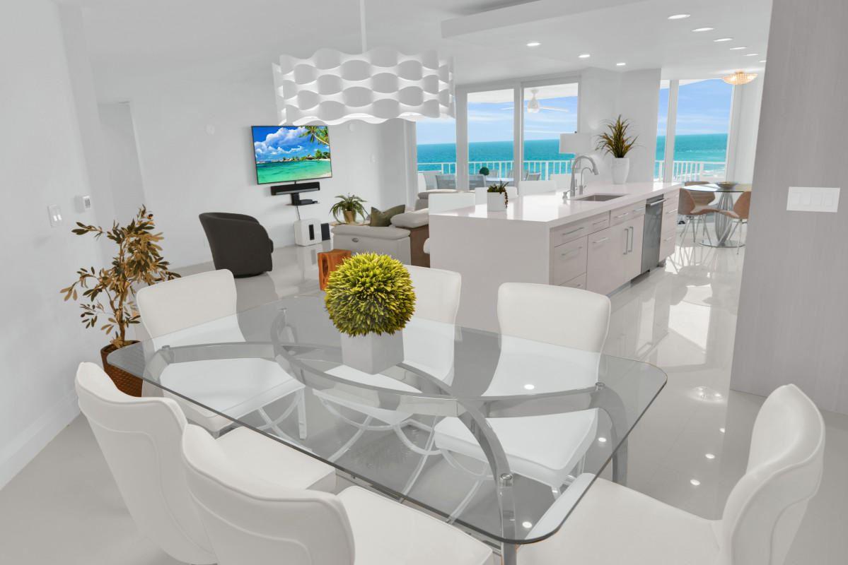 Photo of 550 S Ocean Boulevard #904, Boca Raton, FL 33432 (MLS # RX-10645366)