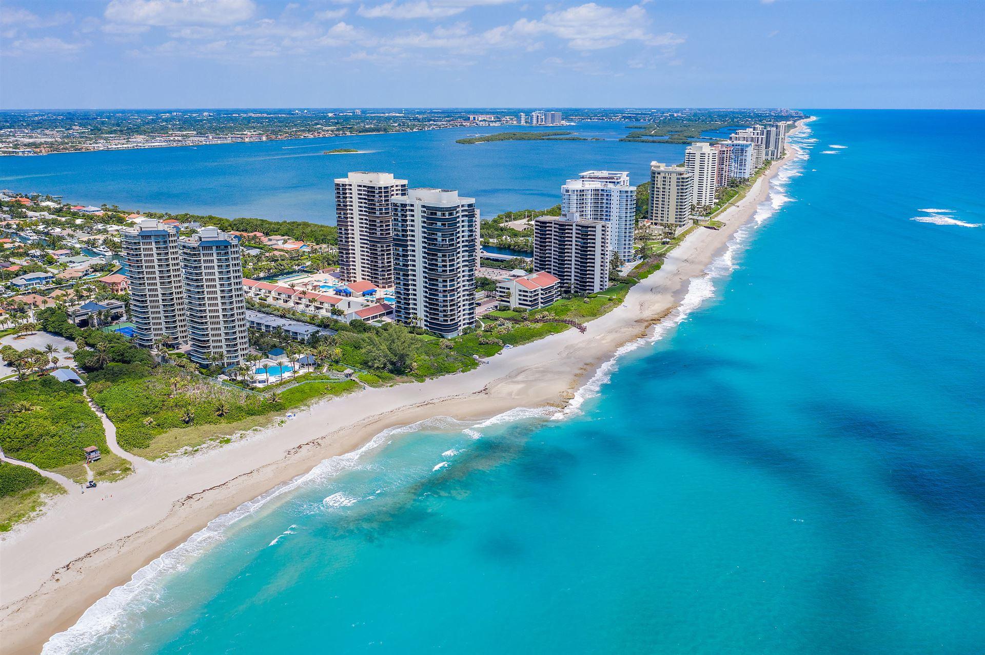 Photo of 4100 N Ocean Drive #202, Singer Island, FL 33404 (MLS # RX-10647366)