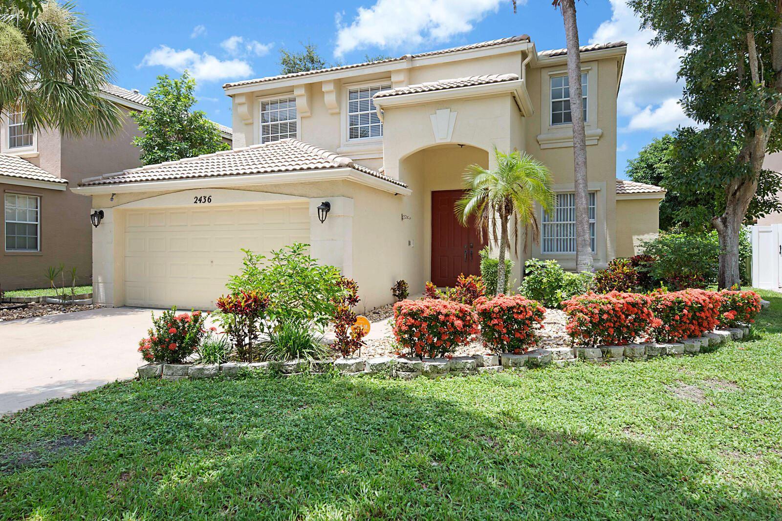 2436 Westmont Drive, Royal Palm Beach, FL 33411 - #: RX-10735366