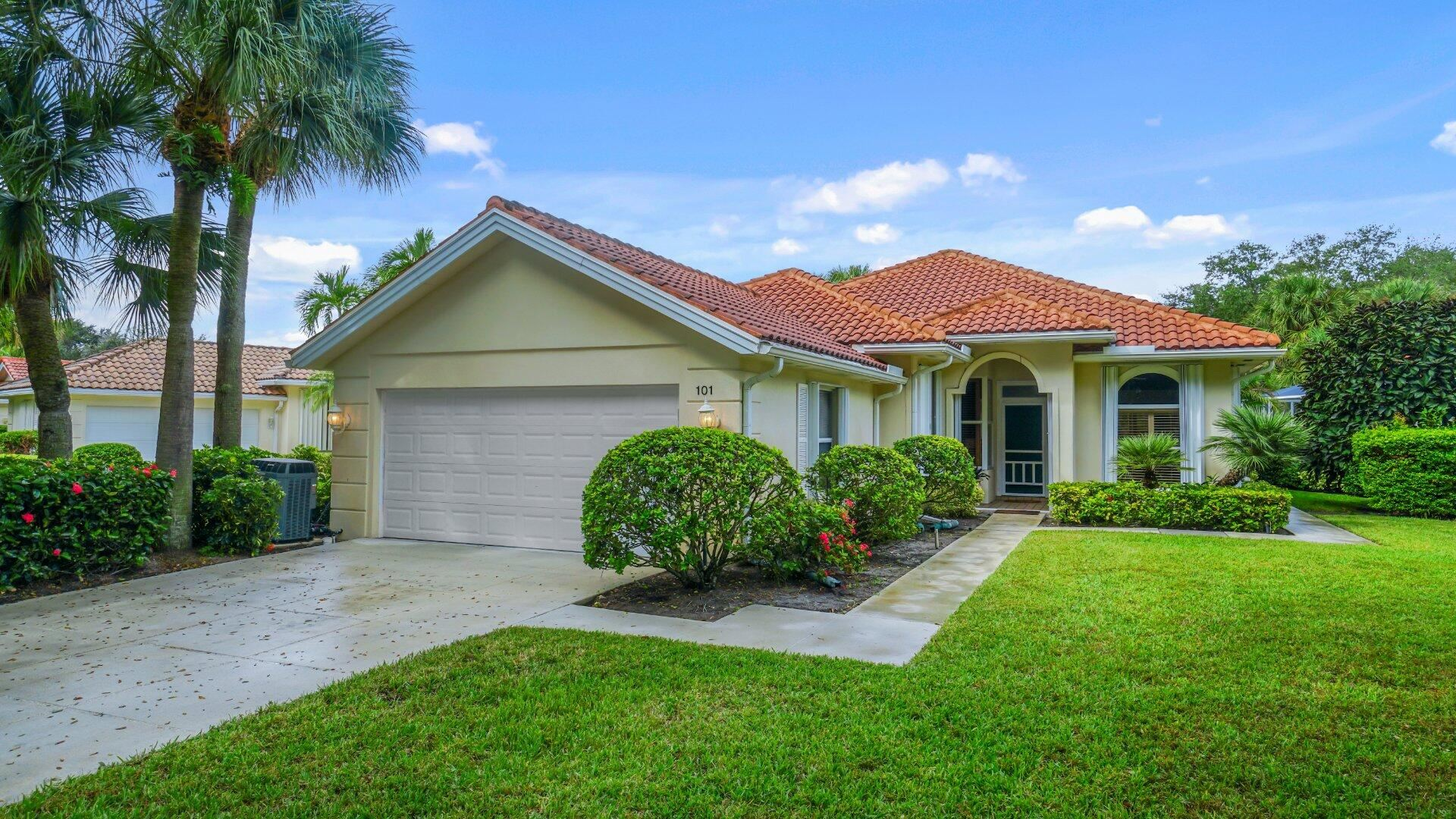 101 Winter Club Drive, Palm Beach Gardens, FL 33410 - #: RX-10754366