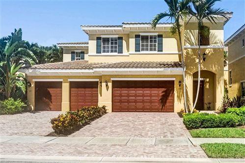 Photo of Listing MLS rx in 335 Chambord Terrace Palm Beach Gardens FL 33410