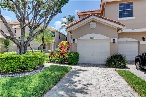 Photo of 6592 Villa Sonrisa Drive #1020, Boca Raton, FL 33433 (MLS # RX-10732367)