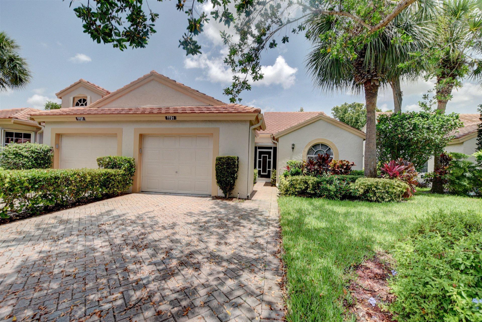 7731 Coral Lake Drive, Delray Beach, FL 33446 - #: RX-10635367