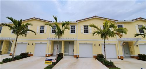 Photo of Listing MLS rx in 1116 NW 40th Way Lauderhill FL 33313