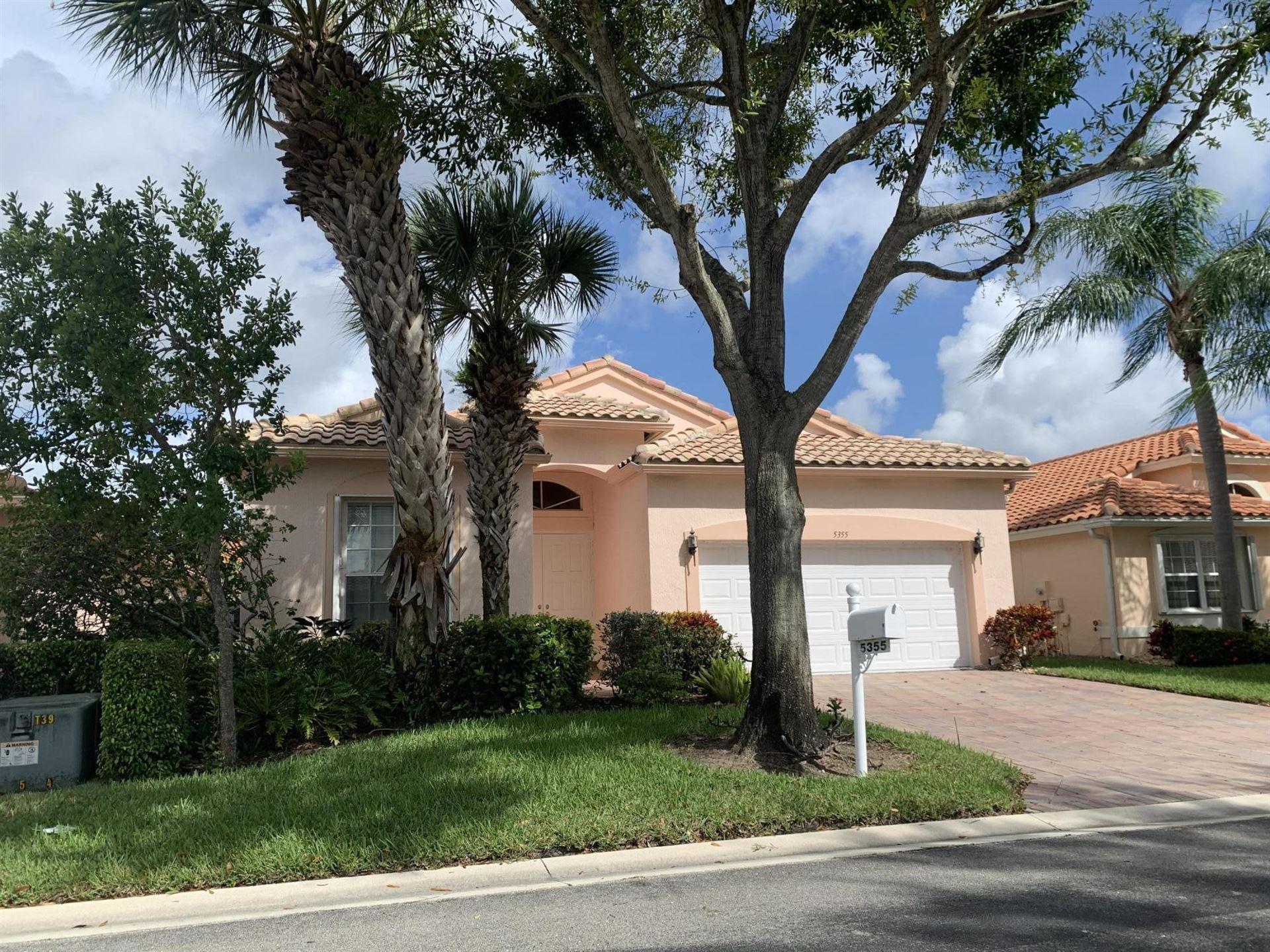 5355 Angel Wing Drive, Boynton Beach, FL 33437 - #: RX-10662368