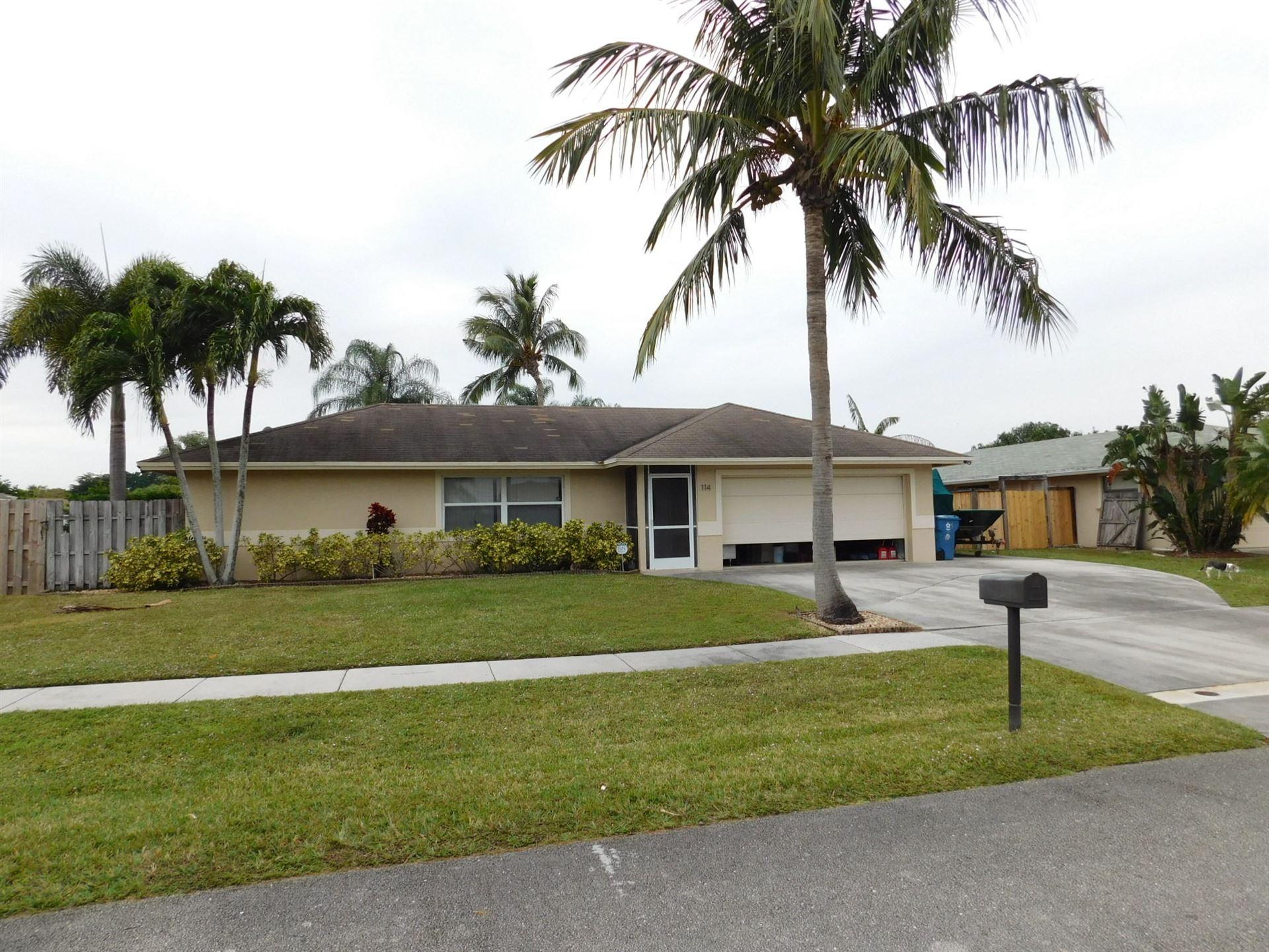 114 Santiago Street, Royal Palm Beach, FL 33411 - #: RX-10686368