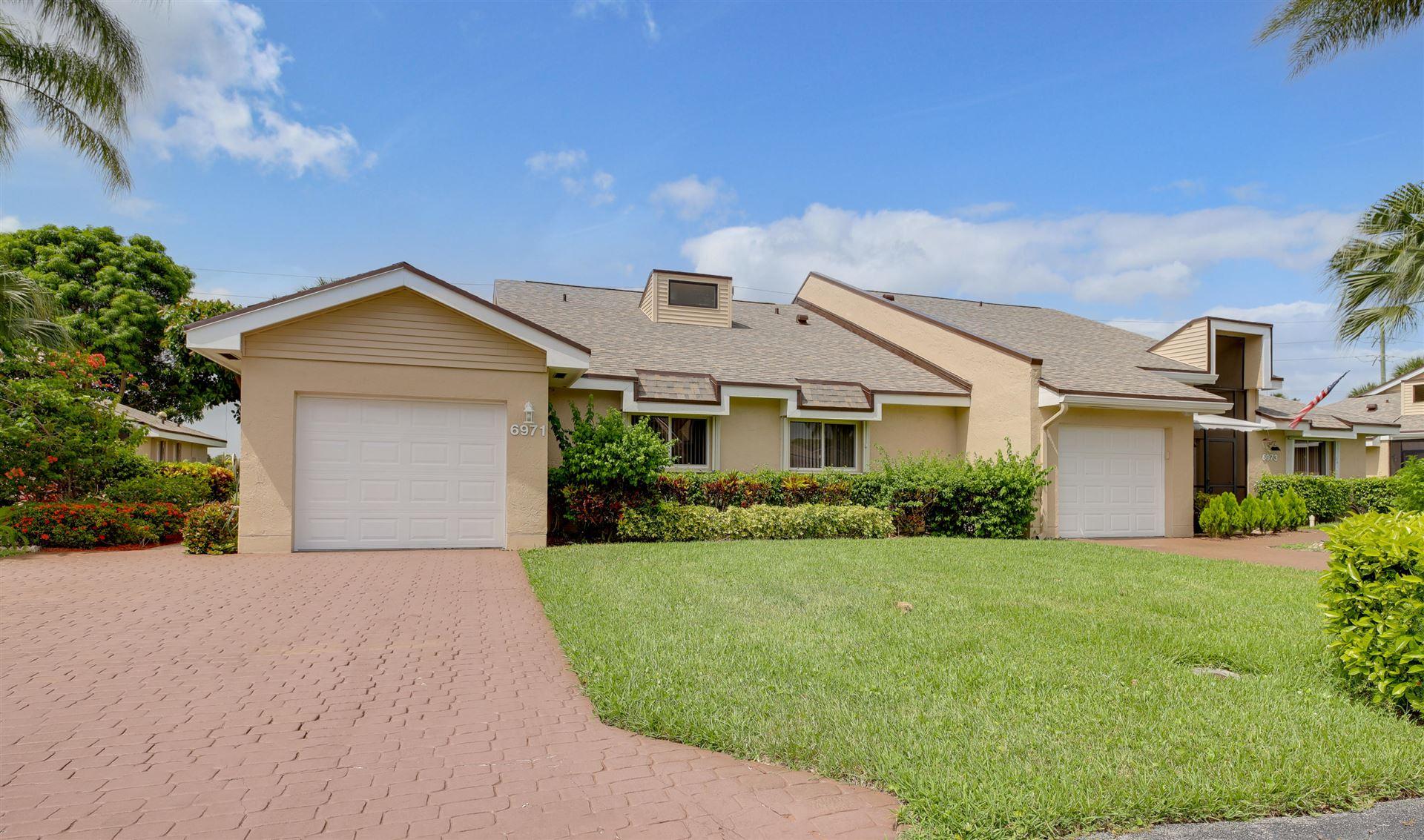 6971 Fountains Circle, Lake Worth, FL 33467 - MLS#: RX-10740368