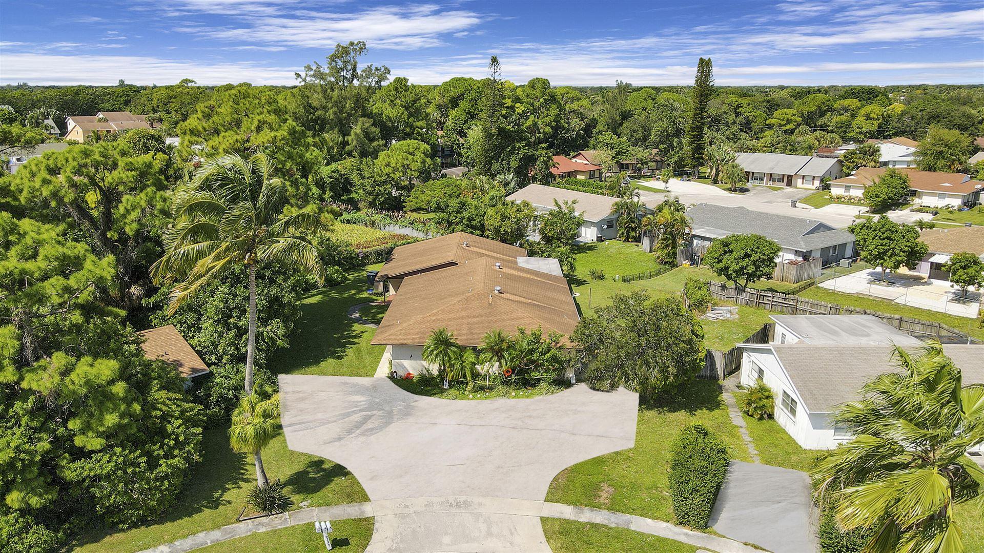 9227 W Highland Pines Boulevard, Palm Beach Gardens, FL 33418 - #: RX-10754368