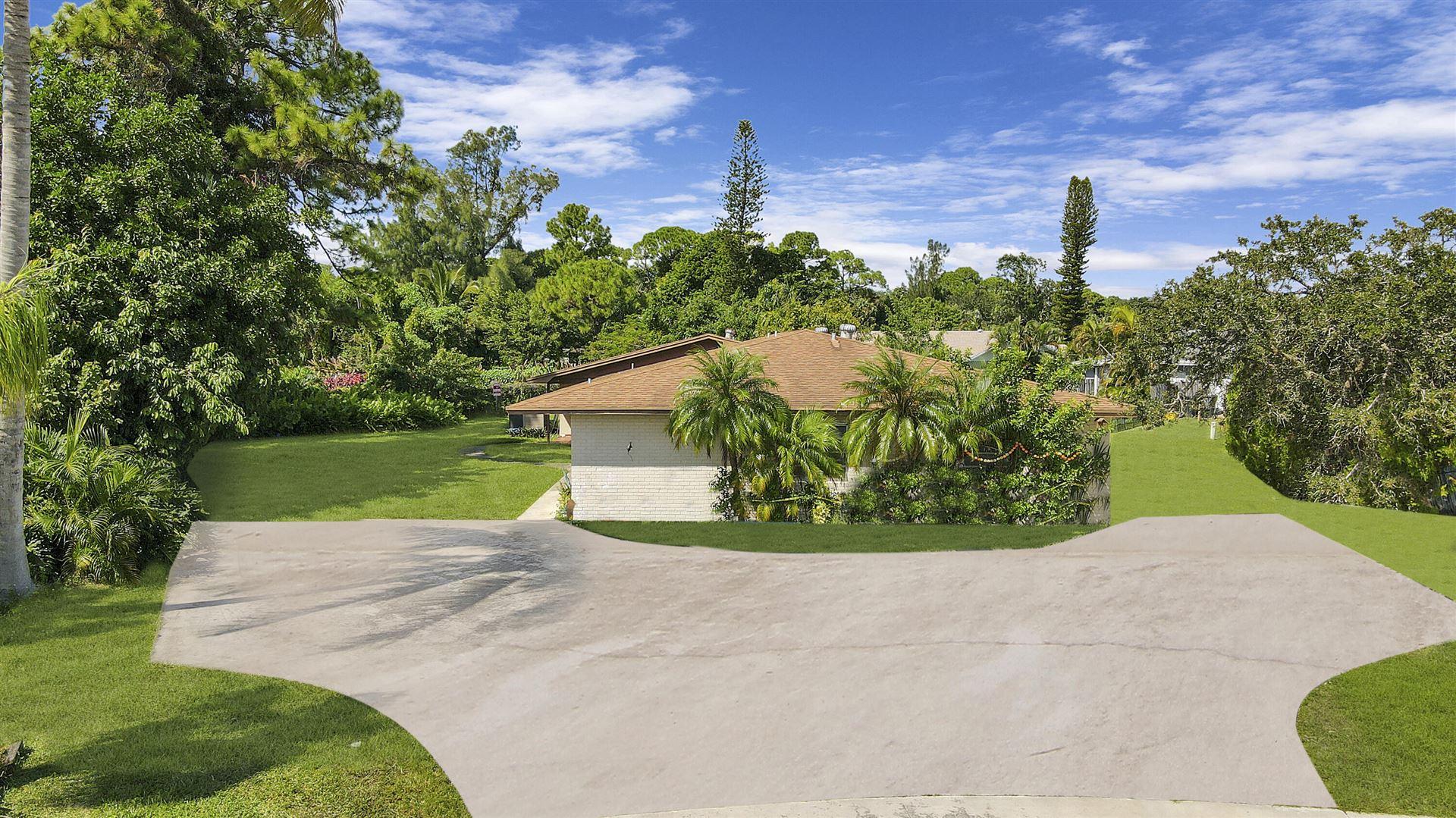 Photo of 9227 W Highland Pines Boulevard, Palm Beach Gardens, FL 33418 (MLS # RX-10754368)