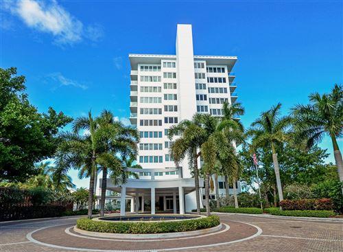 Photo of 701 E Camino Real #9c, Boca Raton, FL 33432 (MLS # RX-10666369)