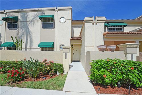 Photo of 6731 Via Regina #7, Boca Raton, FL 33433 (MLS # RX-10751369)