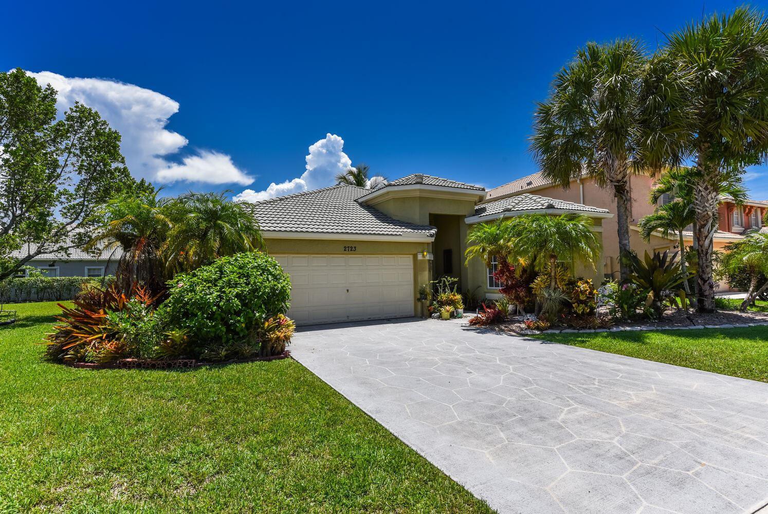 2723 Misty Oaks Circle, Royal Palm Beach, FL 33411 - MLS#: RX-10727369