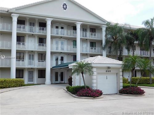 Photo of 6193 Balboa Circle #405, Boca Raton, FL 33433 (MLS # RX-10636370)