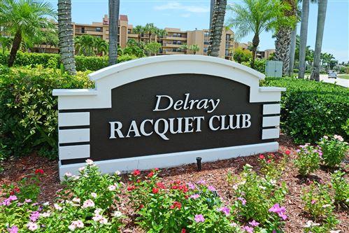 Photo of 950 Egret Circle #5403, Delray Beach, FL 33444 (MLS # RX-10665370)