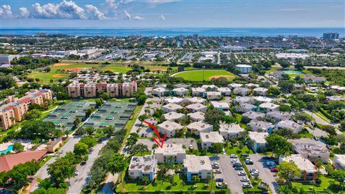 Photo of 2361 Jaeger Drive #7a, Delray Beach, FL 33444 (MLS # RX-10747370)