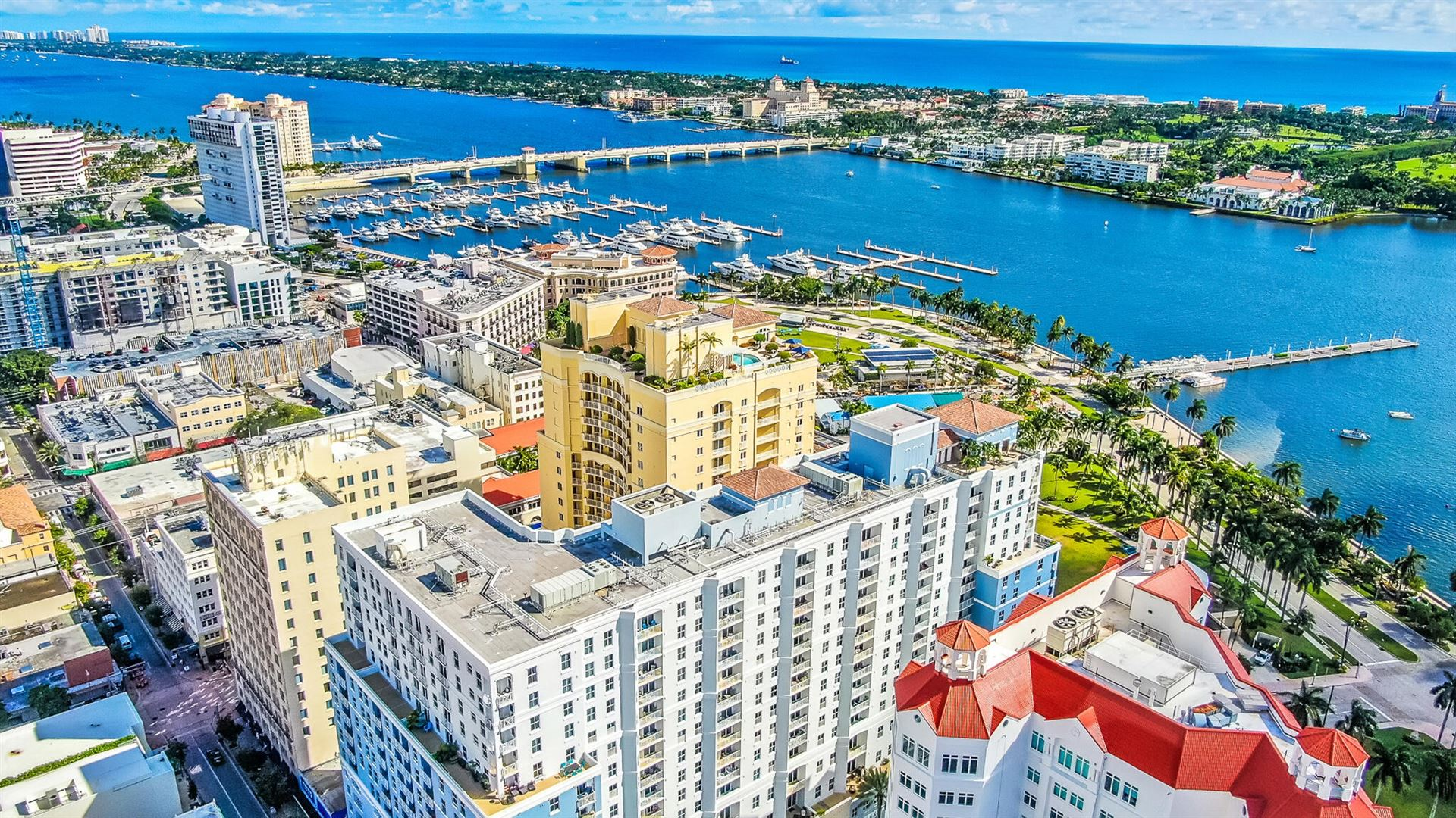 255 Evernia Street #607, West Palm Beach, FL 33401 - MLS#: RX-10697370
