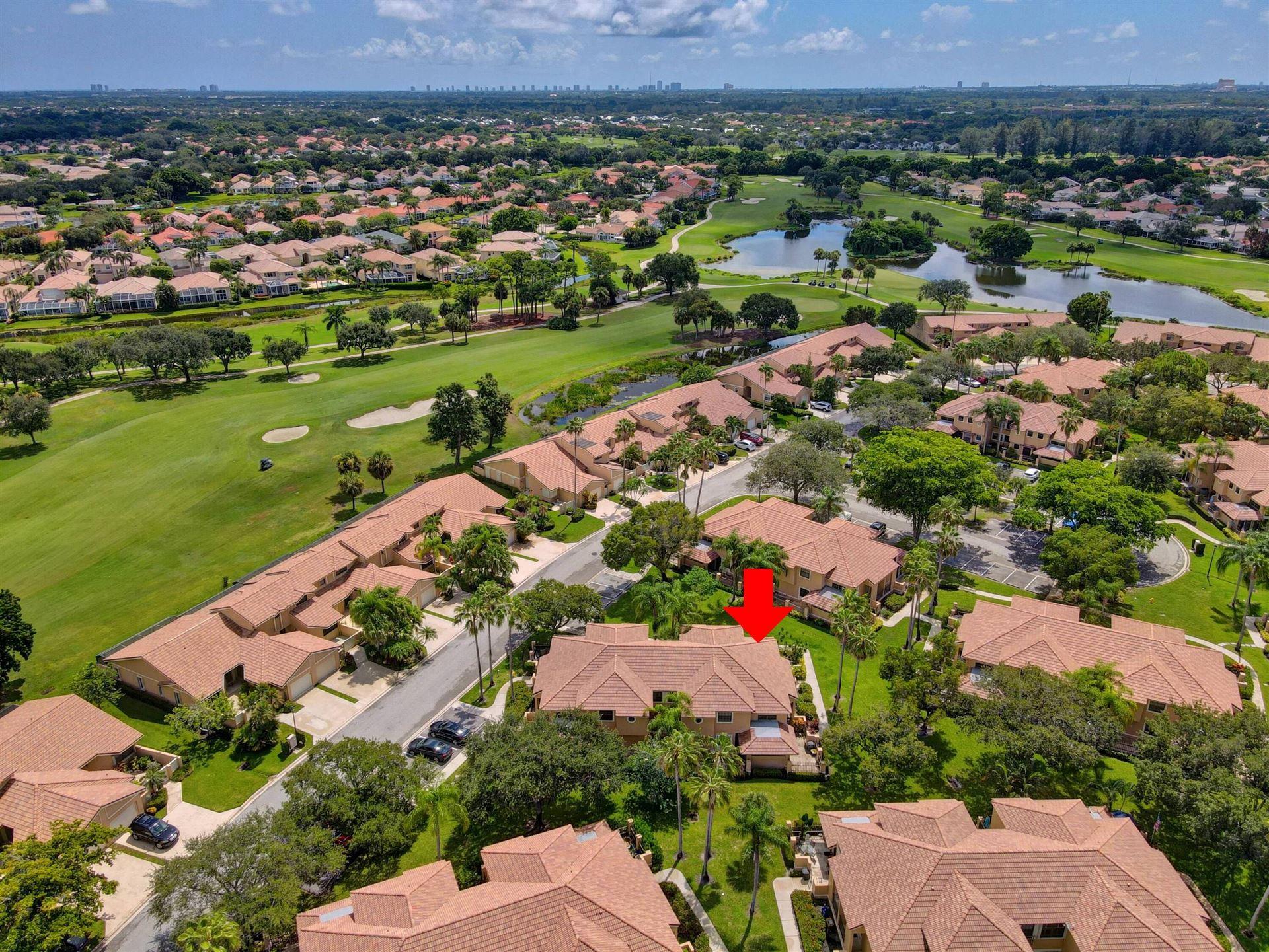 Photo of 380 Prestwick Circle #4, Palm Beach Gardens, FL 33418 (MLS # RX-10741370)