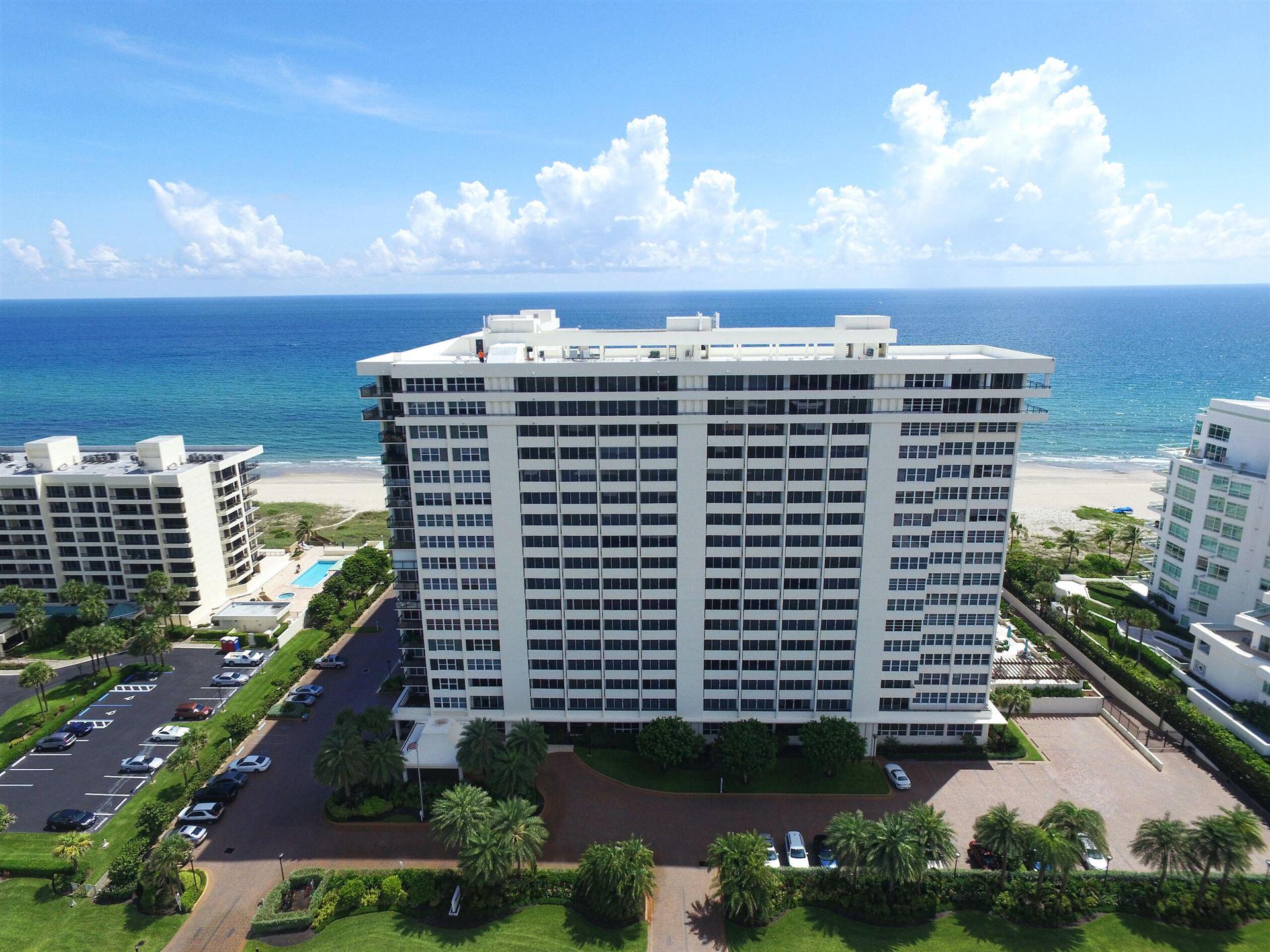 2000 S Ocean Boulevard #5-F, Boca Raton, FL 33432 - #: RX-10744370
