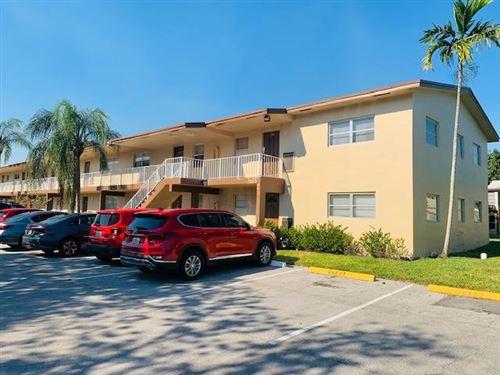 Photo of 7605 W Atlantic Boulevard #206, Margate, FL 33063 (MLS # RX-10682371)