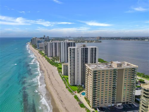 Tiny photo for 5440 N Ocean Drive #1003, Singer Island, FL 33404 (MLS # RX-10742371)