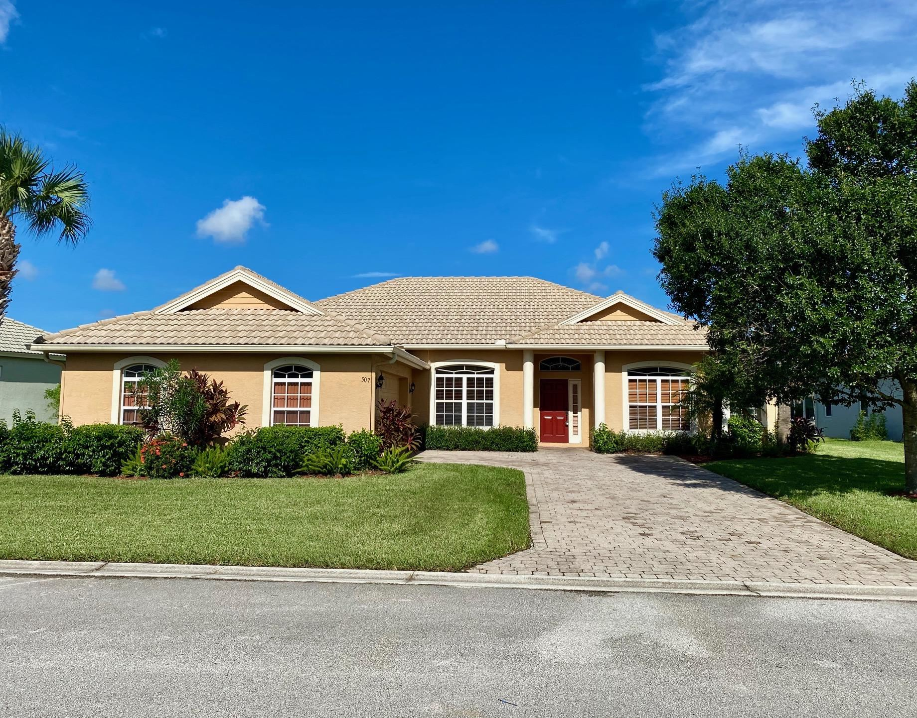 507 NW Ashton Way, Port Saint Lucie, FL 34983 - #: RX-10642371