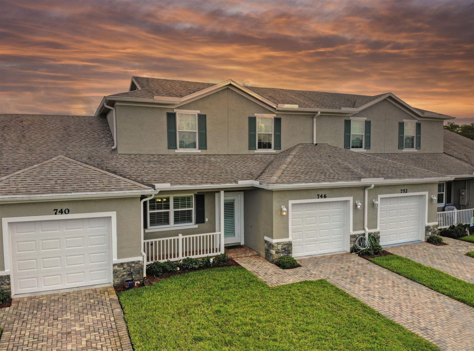 746 NE Hawks Ridge Way, Port Saint Lucie, FL 34983 - #: RX-10633372