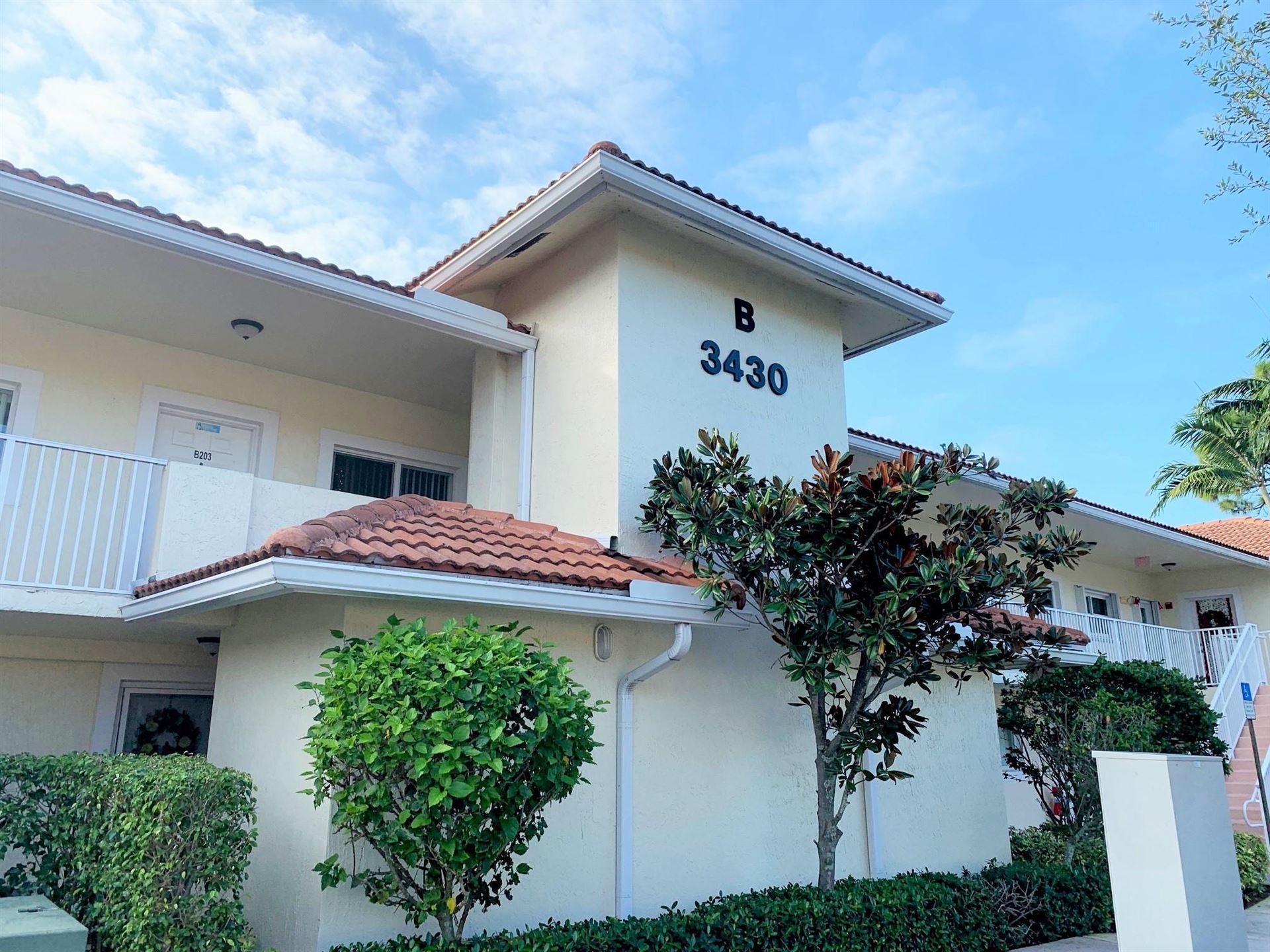 3430 Cypress Trail #102, West Palm Beach, FL 33417 - MLS#: RX-10682372