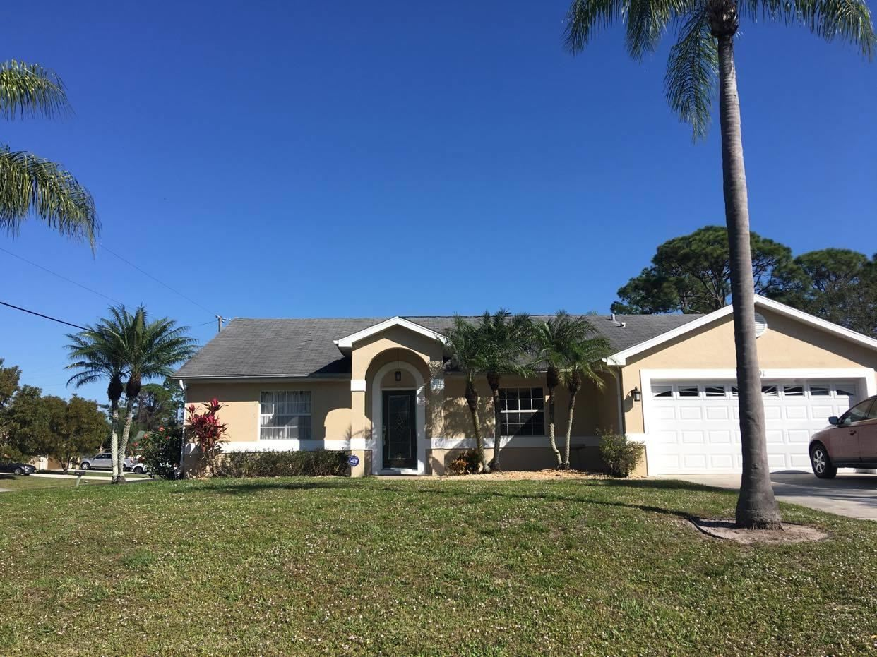 1891 SW Grant Avenue, Port Saint Lucie, FL 34953 - MLS#: RX-10716372