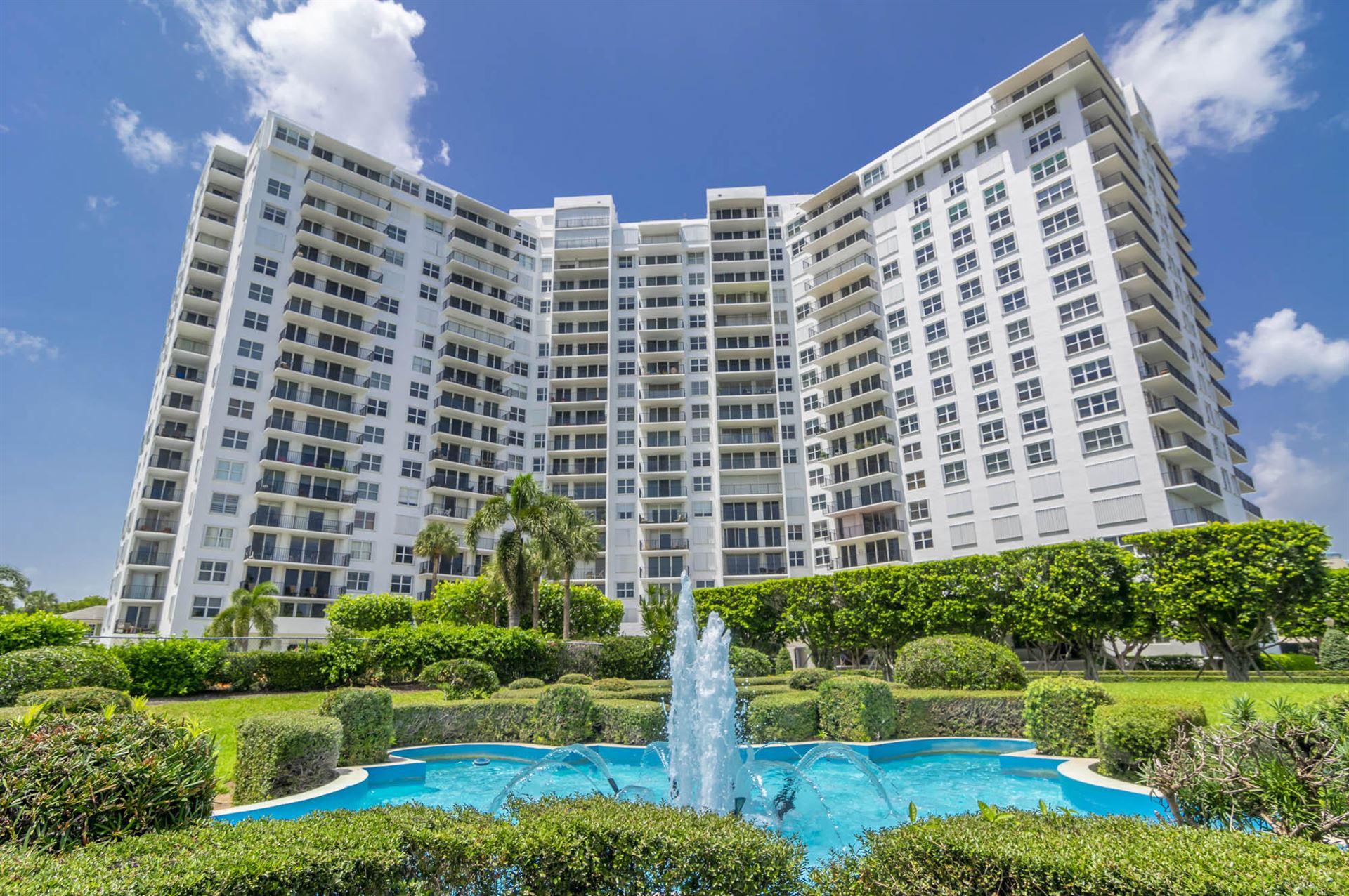 1701 S Flagler Drive #306, West Palm Beach, FL 33401 - MLS#: RX-10744372