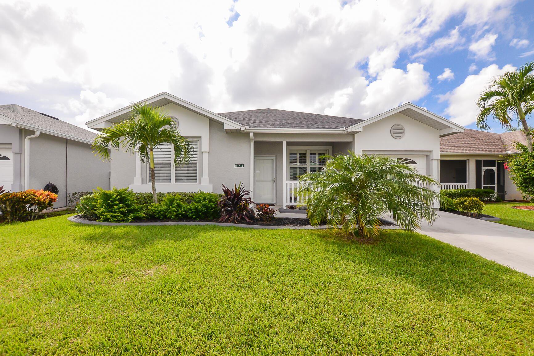 575 NW Cortina Lane, Port Saint Lucie, FL 34986 - MLS#: RX-10745372