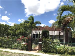 Photo of 831 Franklin Road, West Palm Beach, FL 33405 (MLS # RX-10578373)