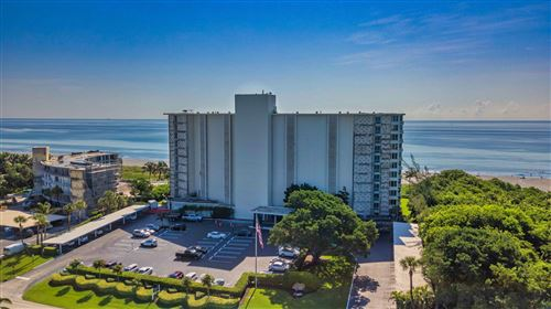Photo of 1225 S Ocean Boulevard #802, Delray Beach, FL 33483 (MLS # RX-10645373)