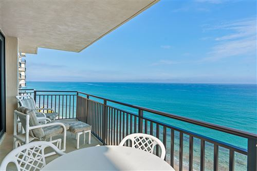Photo of 5460 N Ocean Drive #8a, Singer Island, FL 33404 (MLS # RX-10682373)