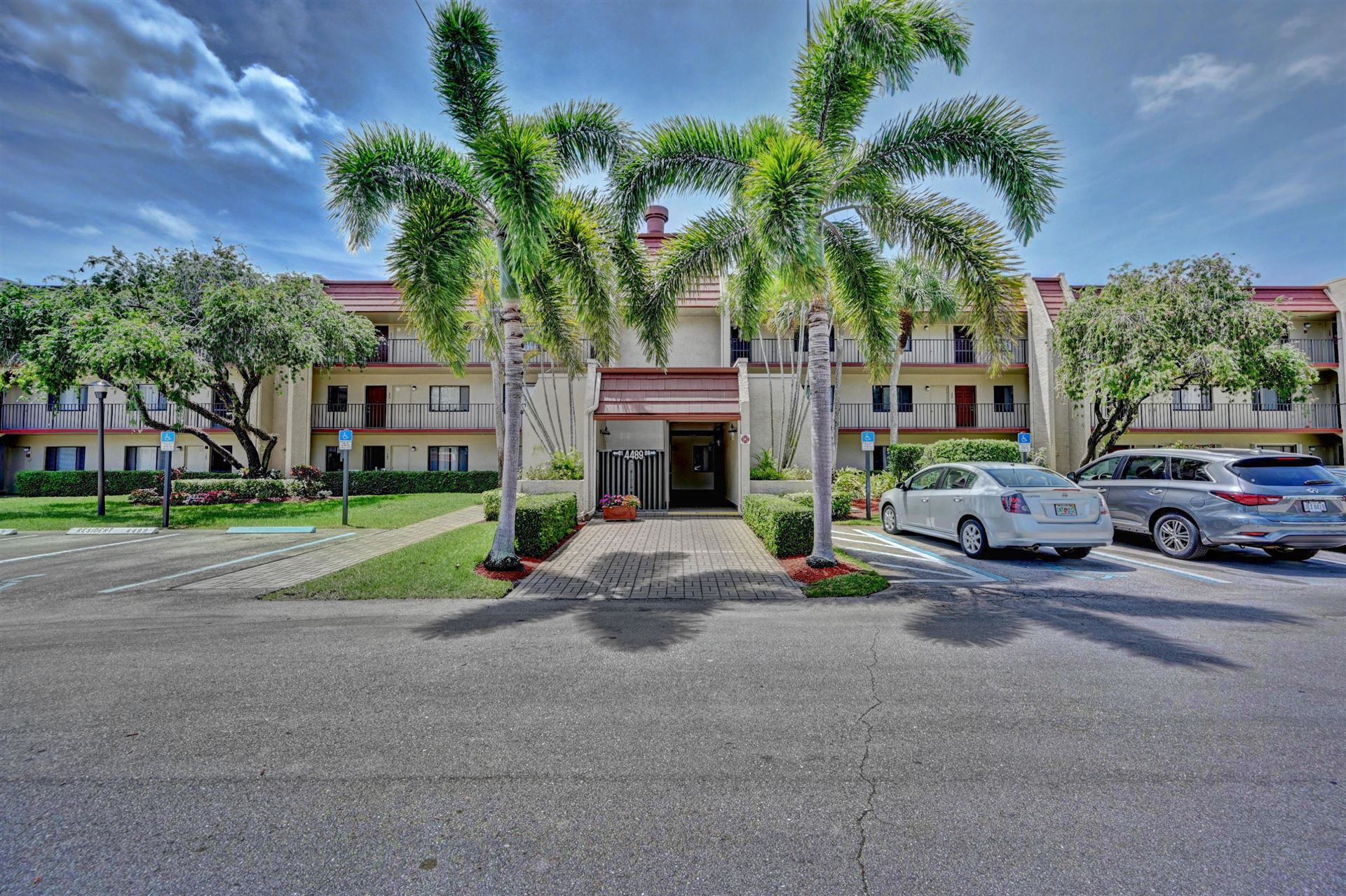 4489 Luxemburg Court #103, Lake Worth, FL 33467 - MLS#: RX-10708373