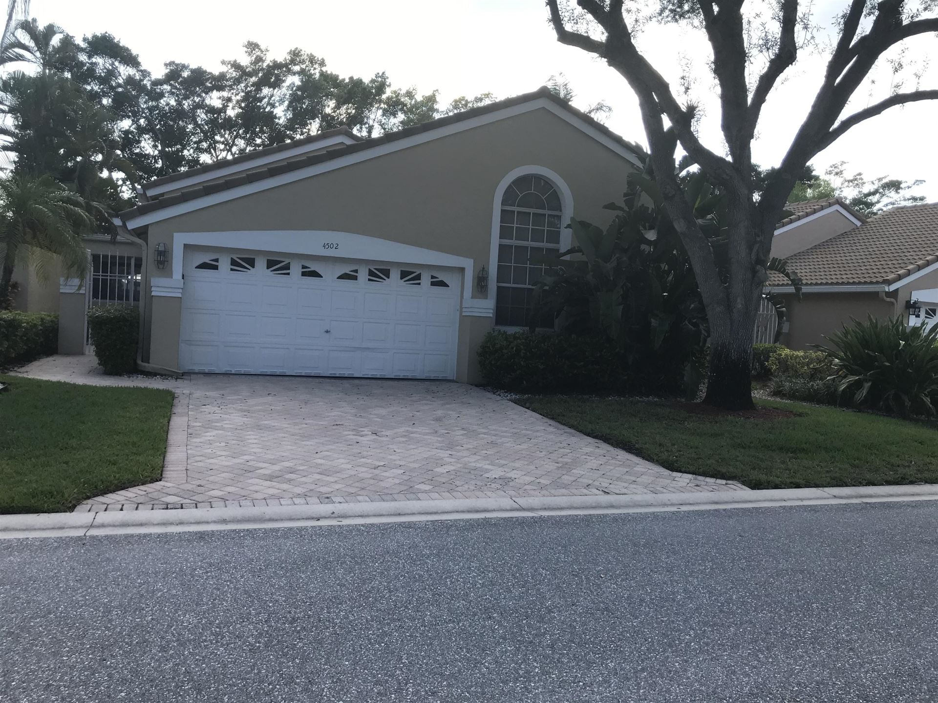 4502 Carlton Golf Drive, Lake Worth, FL 33449 - MLS#: RX-10715373