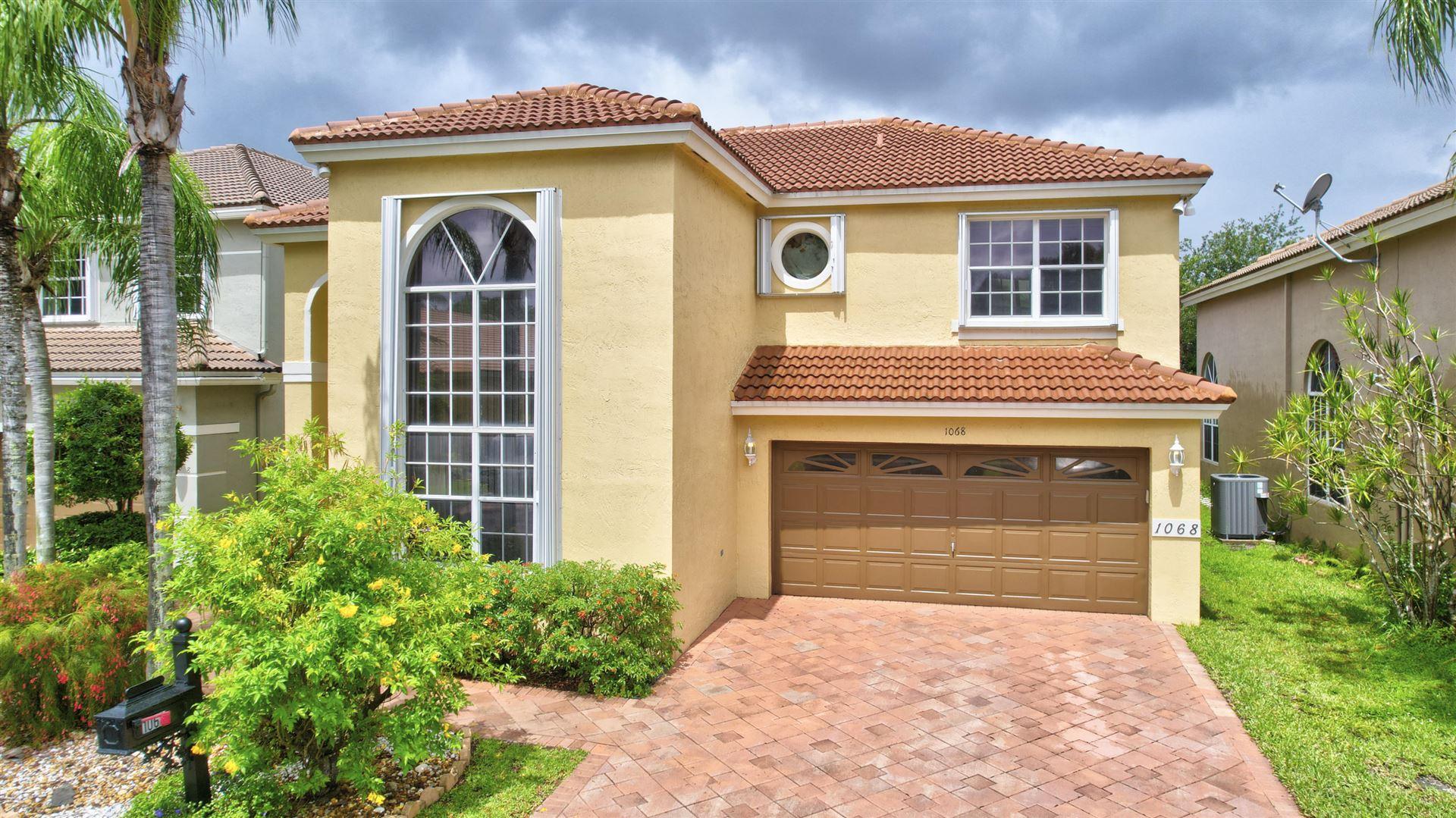 1068 NW 116 Avenue, Coral Springs, FL 33071 - MLS#: RX-10721373