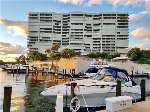 Photo of 4201 N Ocean Boulevard #C-608, Boca Raton, FL 33431 (MLS # RX-10657374)