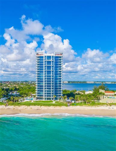 Photo of 5000 N Ocean Drive #1603, Singer Island, FL 33404 (MLS # RX-10683374)
