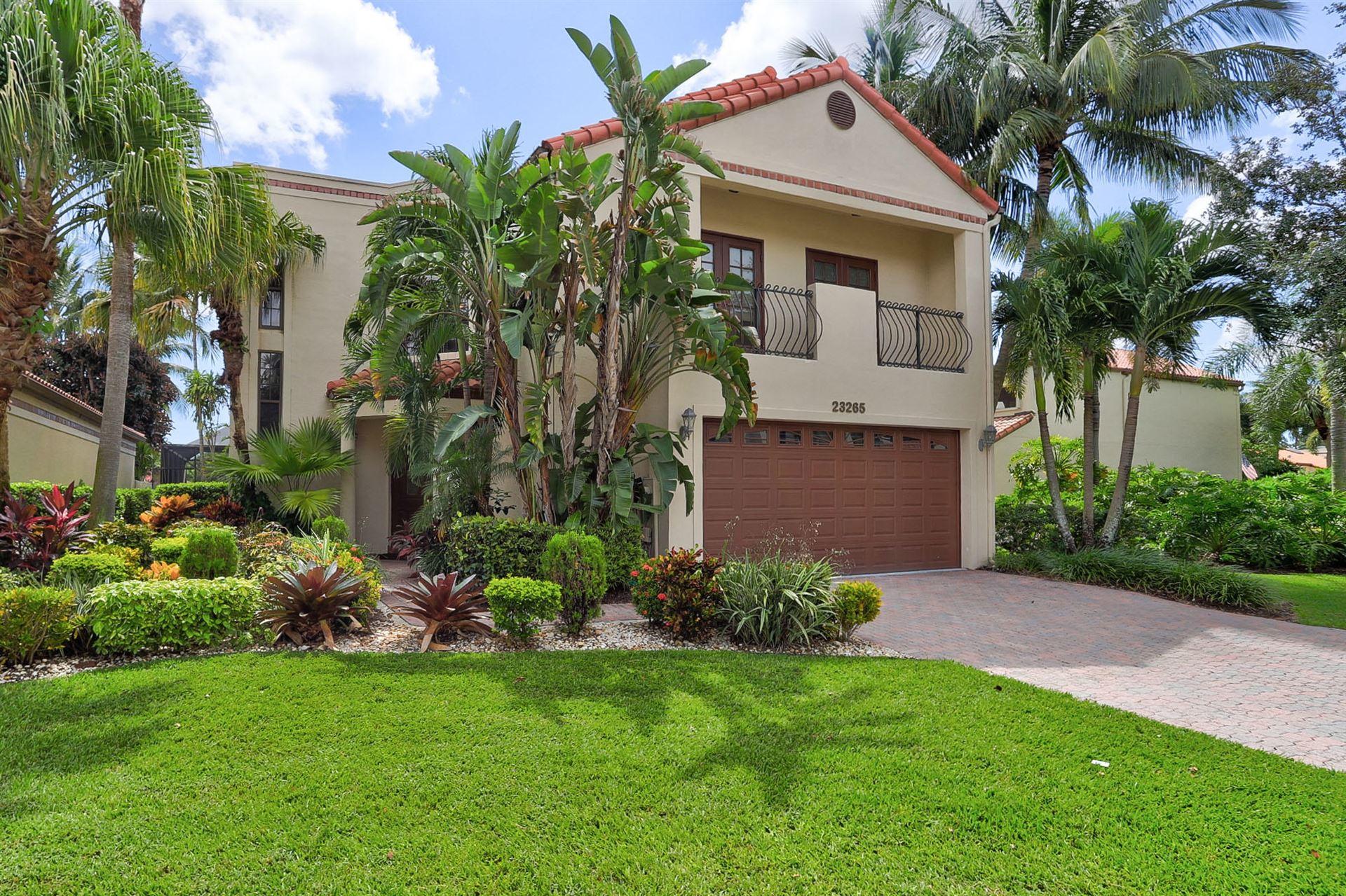 23265 Mirabella Circle N, Boca Raton, FL 33433 - #: RX-10645374