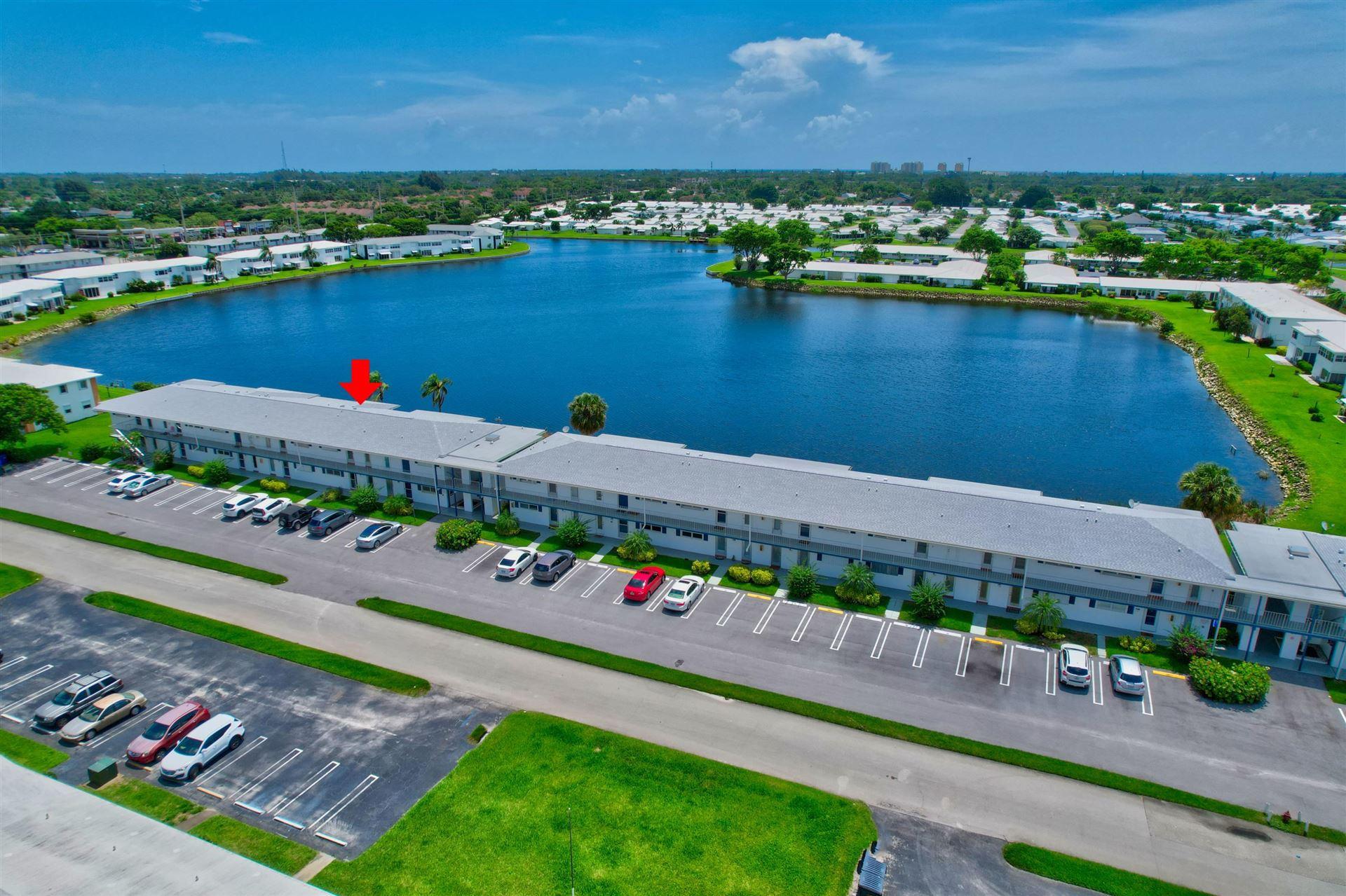 1118 Lake Terrace #115, Boynton Beach, FL 33426 - MLS#: RX-10730374