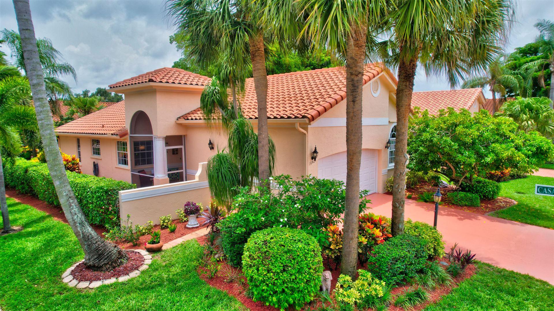 16424 Del Palacio Court, Delray Beach, FL 33484 - MLS#: RX-10731374