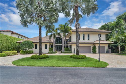 Photo of 4040 Sanctuary Lane, Boca Raton, FL 33431 (MLS # RX-10629375)