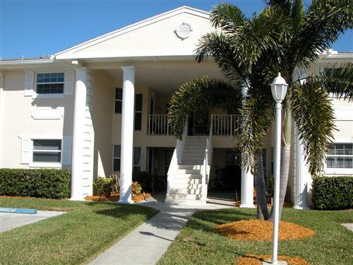 Photo of 600 E Lake Jasmine Circle #203, Vero Beach, FL 32962 (MLS # RX-10754375)