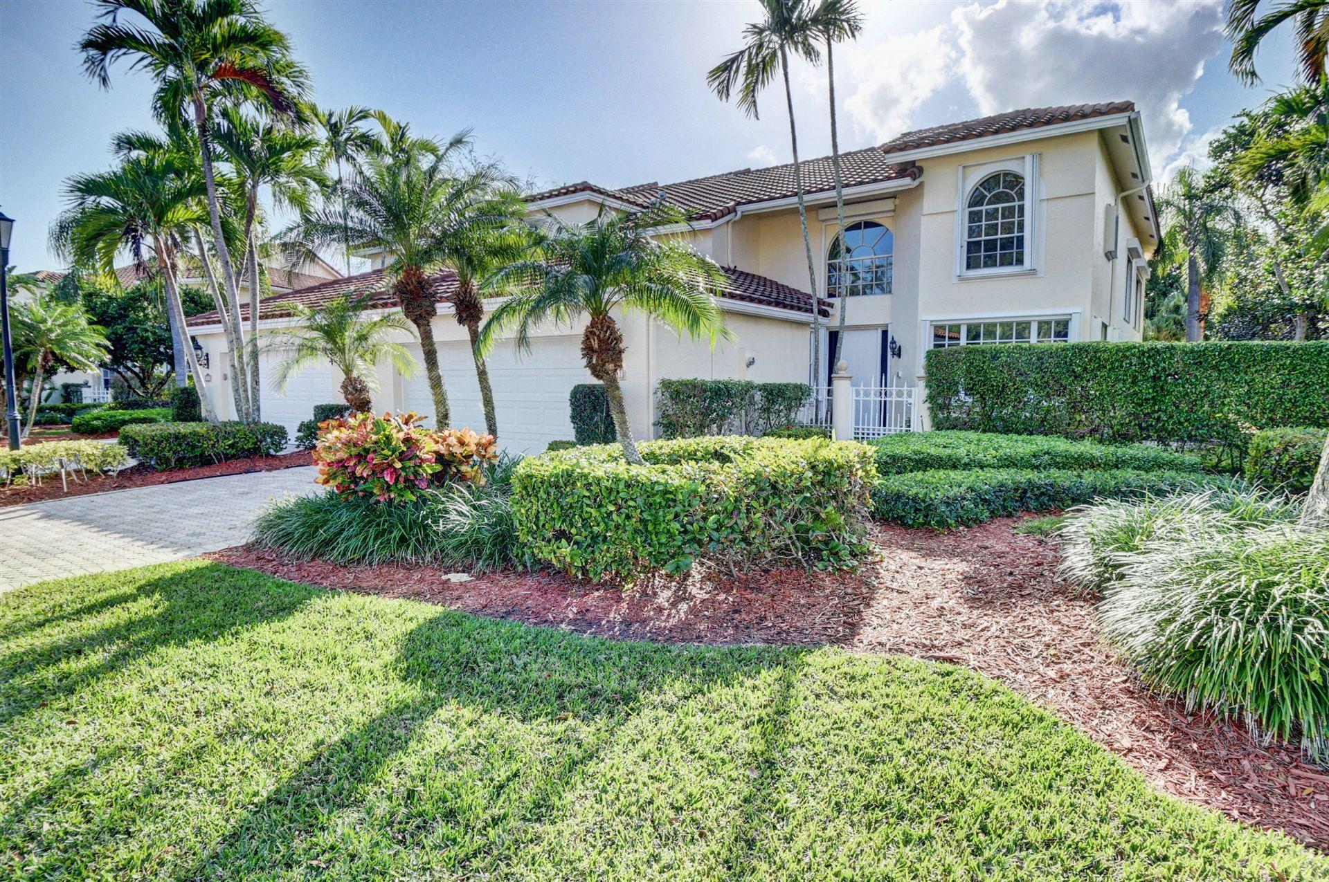 5821 NW 24th Terrace, Boca Raton, FL 33496 - #: RX-10601375