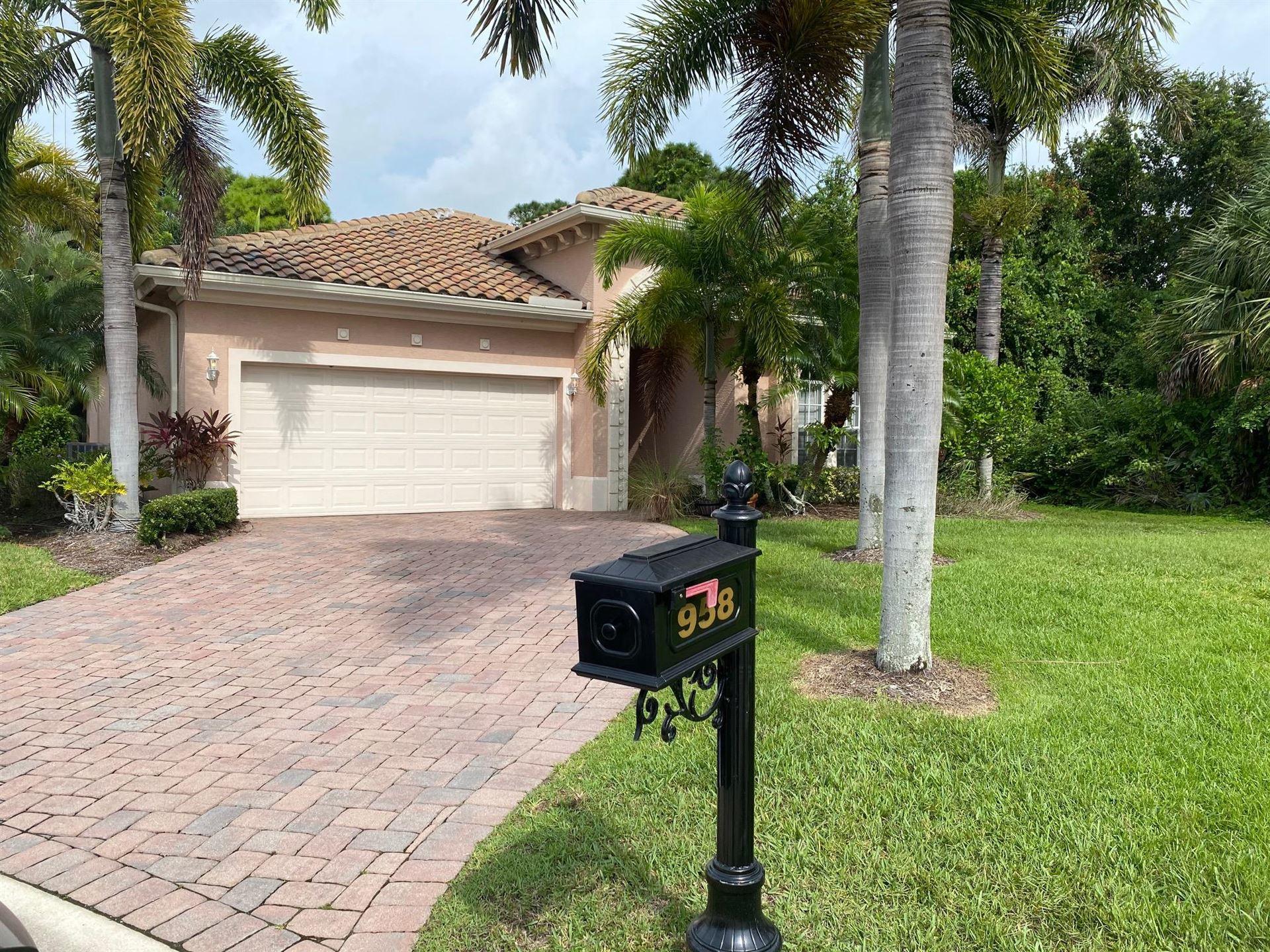 958 SW Palm Cove Drive SW, Palm City, FL 34990 - #: RX-10651375