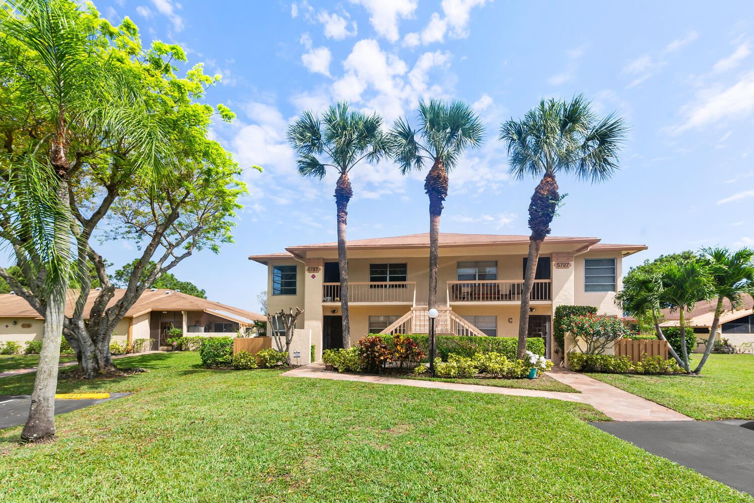 5727 Spindle Palm Court #B, Delray Beach, FL 33484 - MLS#: RX-10711375